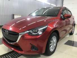 Тельма Mazda Demio 2015