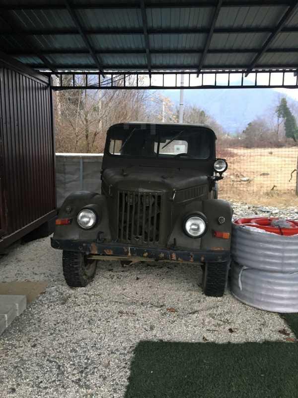 ГАЗ 69, 1955 год, 90 000 руб.