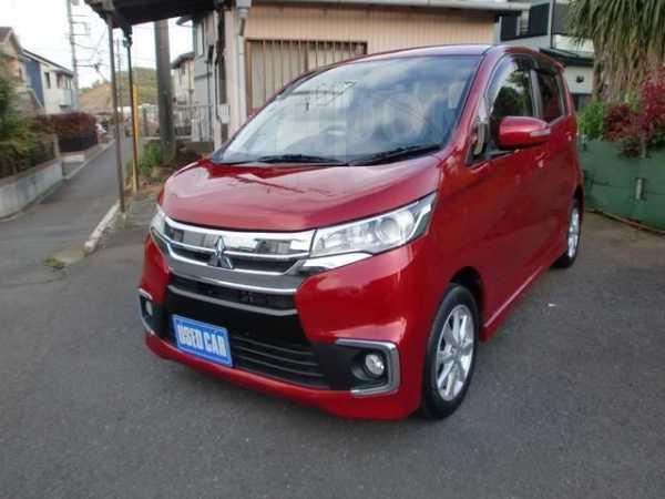 Mitsubishi ek Custom, 2016 год, 650 000 руб.