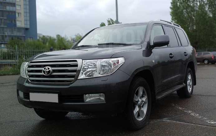 Toyota Land Cruiser, 2011 год, 2 049 000 руб.
