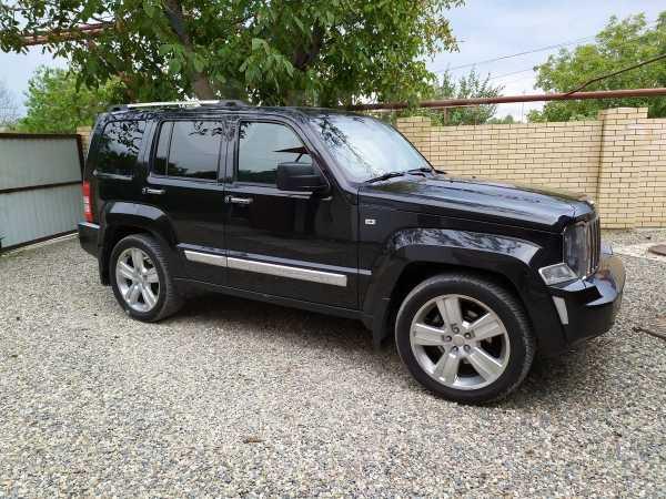 Jeep Cherokee, 2012 год, 1 000 000 руб.