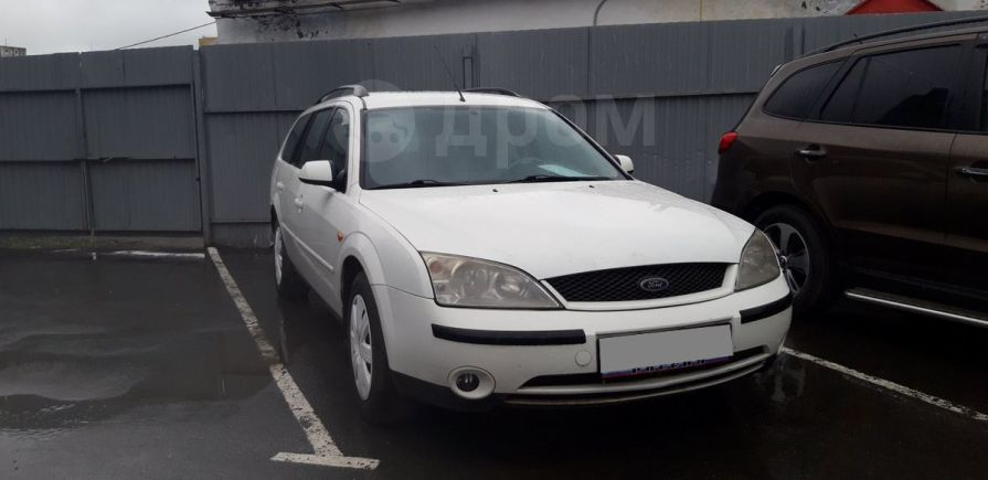 Ford Mondeo, 2001 год, 218 000 руб.
