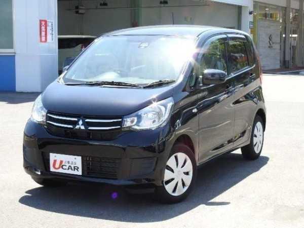 Mitsubishi eK Wagon, 2016 год, 580 000 руб.
