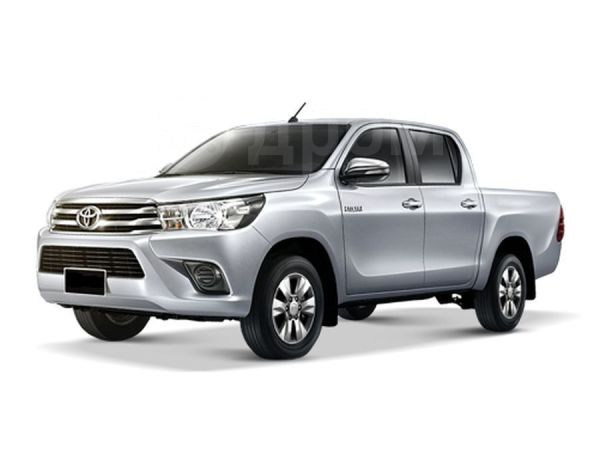 Toyota Hilux Pick Up, 2020 год, 2 564 000 руб.