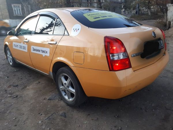 Nissan Primera, 2002 год, 189 000 руб.