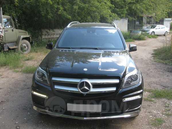 Mercedes-Benz GL-Class, 2015 год, 2 500 000 руб.