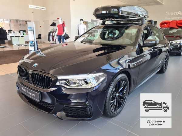 BMW 5-Series, 2019 год, 3 650 000 руб.