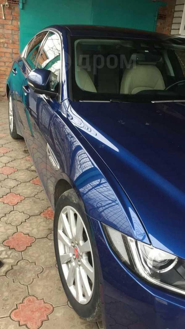Jaguar XE, 2016 год, 900 000 руб.
