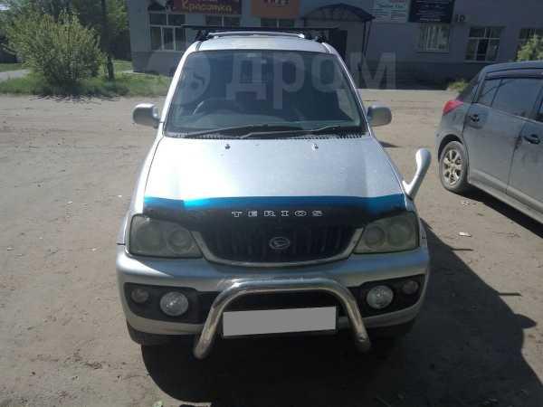 Daihatsu Terios, 2001 год, 230 000 руб.