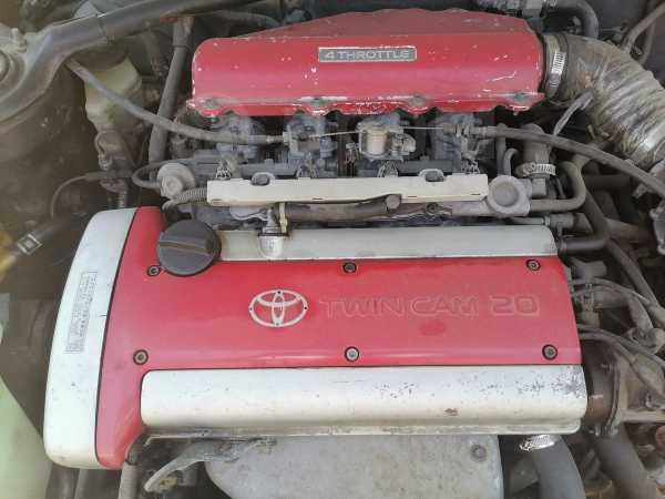 Toyota Corolla Levin, 1991 год, 65 000 руб.