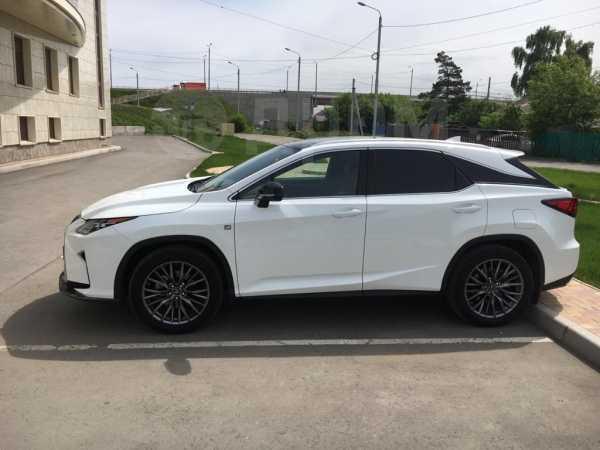 Lexus RX350, 2018 год, 3 750 000 руб.