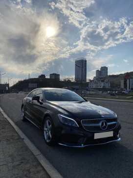 Владивосток CLS-Class 2015
