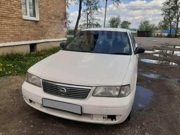 Nissan Sunny, 2000 год, 140 000 руб.