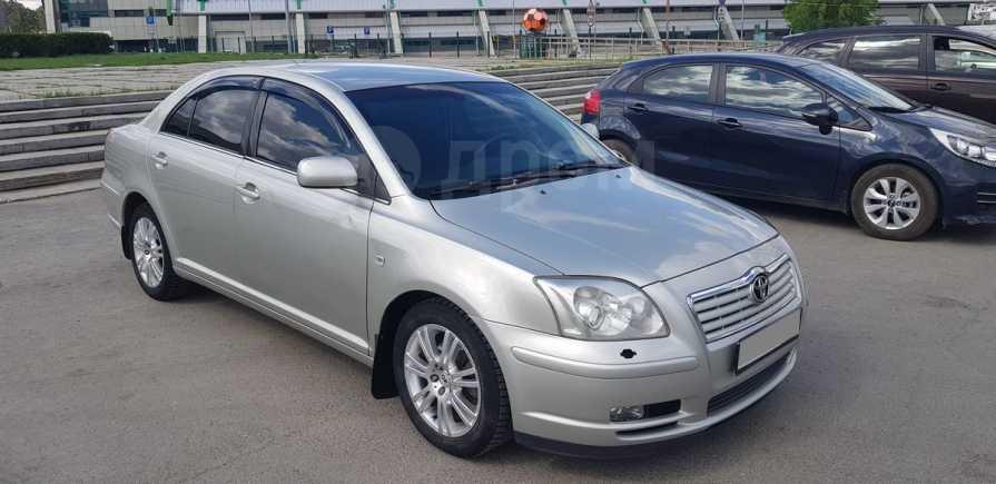 Toyota Avensis, 2005 год, 390 000 руб.