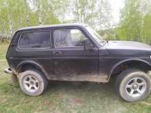Полевской 4x4 2121 Нива 1987