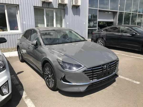 Hyundai Sonata, 2020 год, 2 089 000 руб.