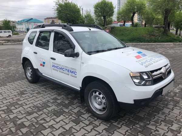 Renault Duster, 2017 год, 600 000 руб.