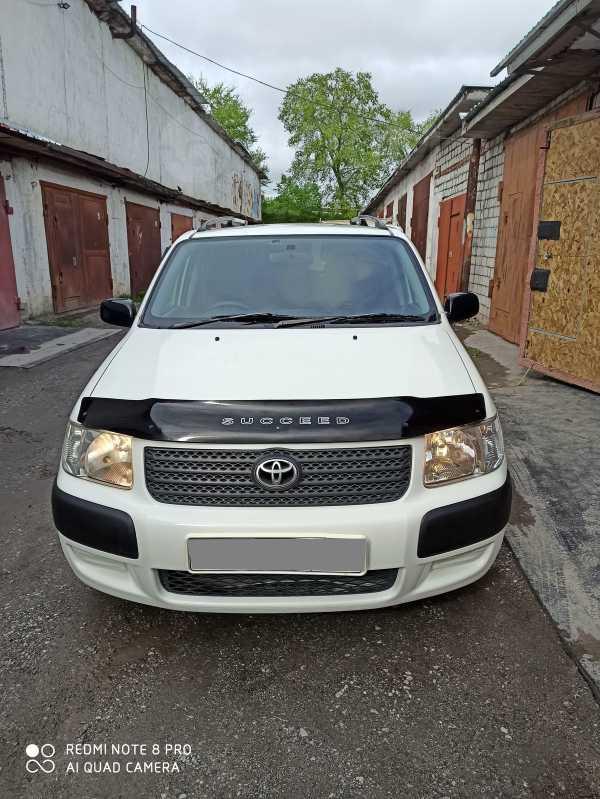 Toyota Succeed, 2007 год, 390 000 руб.