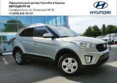 Симферополь Hyundai Creta 2020