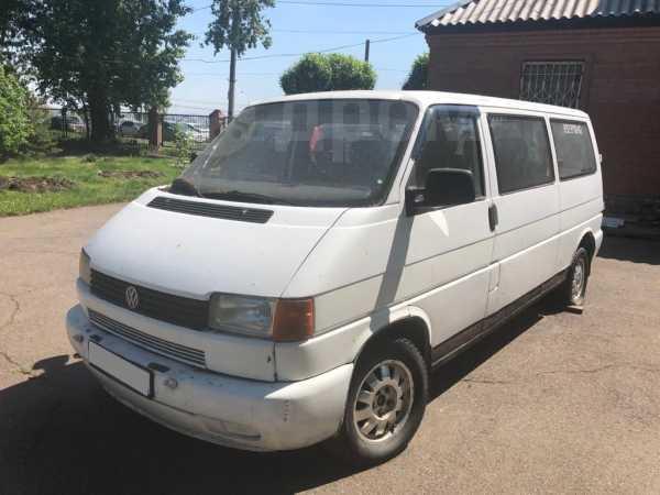 Volkswagen Transporter, 1998 год, 240 000 руб.