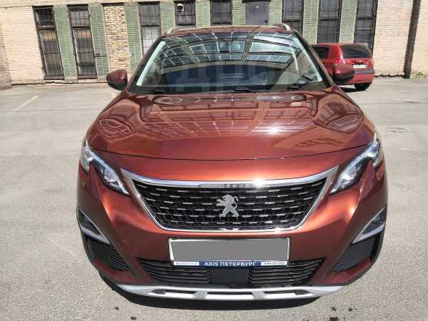 Peugeot 3008, 2017 год, 1 500 000 руб.