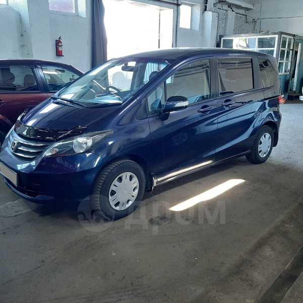 Honda Freed, 2010 год, 577 000 руб.