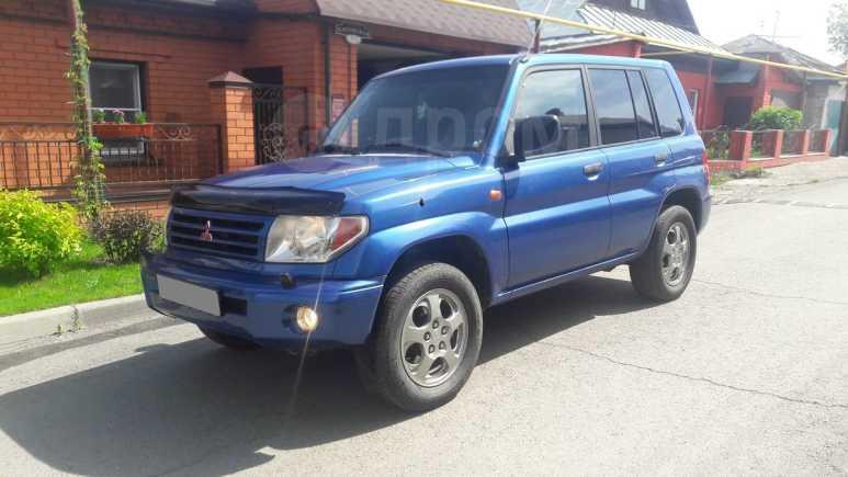 Mitsubishi Pajero Pinin, 2001 год, 370 000 руб.