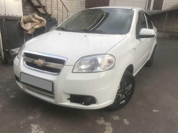 Chevrolet Aveo, 2012 год, 280 000 руб.
