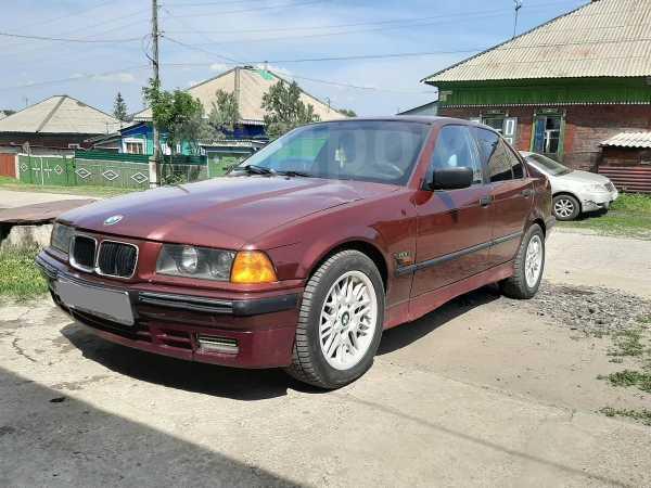 BMW 3-Series, 1995 год, 145 000 руб.