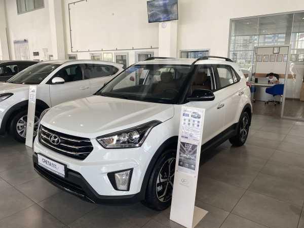 Hyundai Creta, 2020 год, 1 539 483 руб.