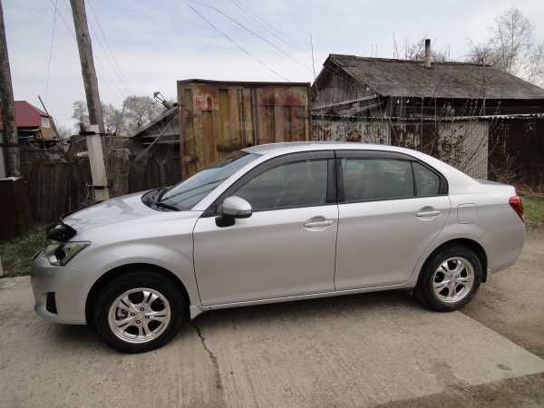 Toyota Corolla Axio, 2012 год, 530 000 руб.