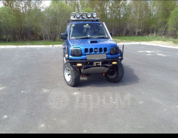 Suzuki Jimny, 1998 год, 380 000 руб.