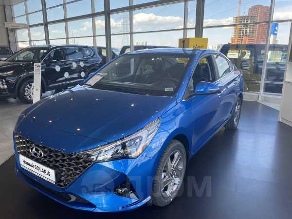 Hyundai Solaris, 2020 год, 1 205 989 руб.