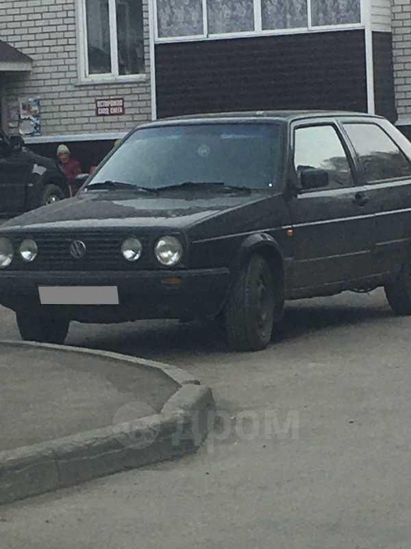 Volkswagen Golf, 1988 год, 100 000 руб.
