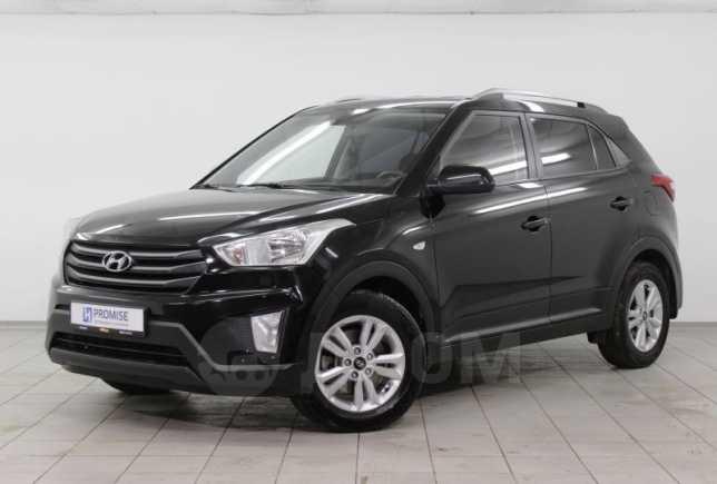 Hyundai Creta, 2017 год, 1 099 000 руб.
