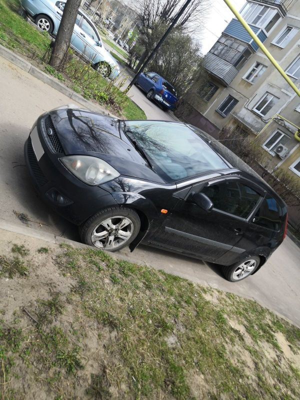 Ford Fiesta, 2007 год, 210 000 руб.
