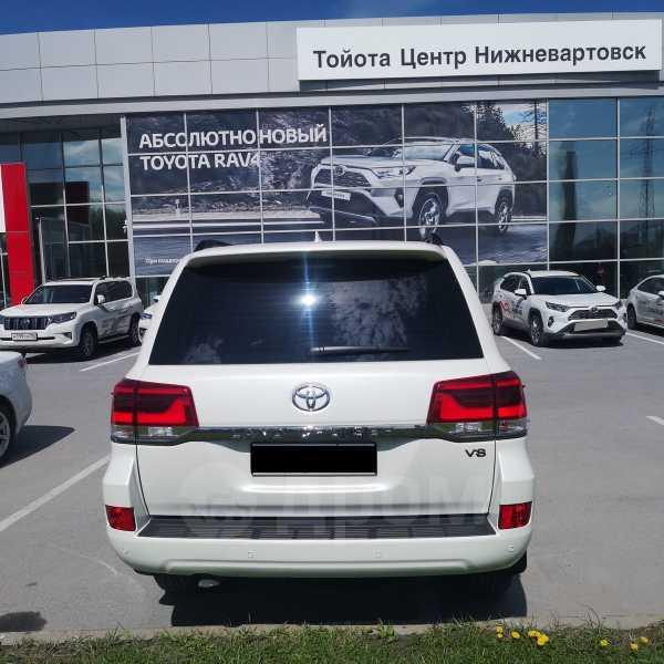 Toyota Land Cruiser, 2018 год, 4 490 000 руб.