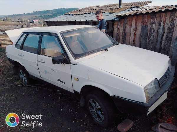 Лада 21099, 1993 год, 42 000 руб.