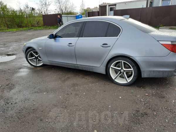 BMW 5-Series, 2004 год, 390 600 руб.