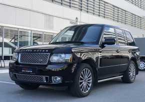 Казань Range Rover 2012