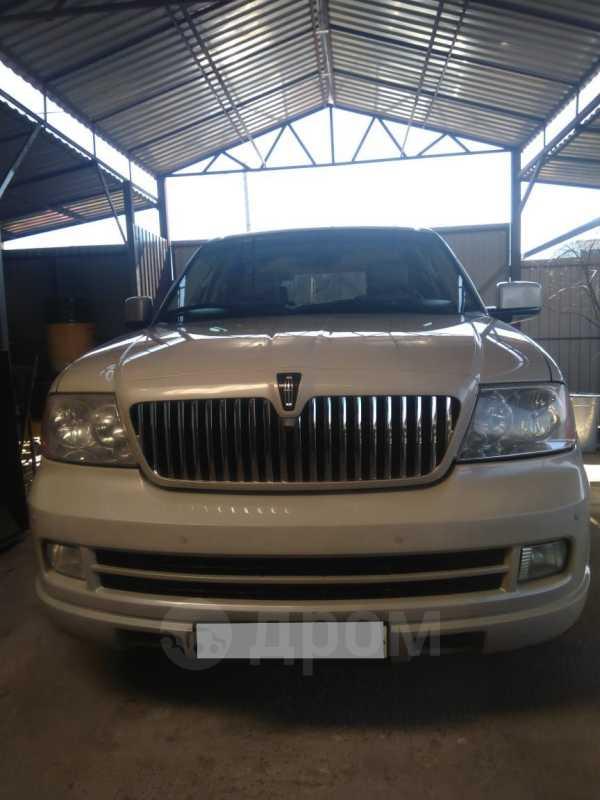 Lincoln Navigator, 2005 год, 1 200 000 руб.