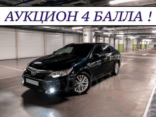 Toyota Camry, 2014 год, 1 360 000 руб.