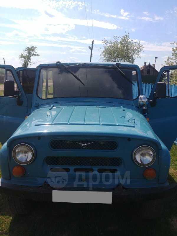 УАЗ 3151, 1993 год, 170 000 руб.