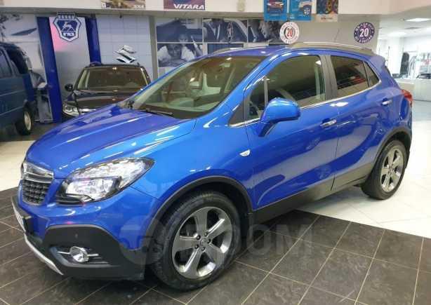 Opel Mokka, 2014 год, 830 000 руб.