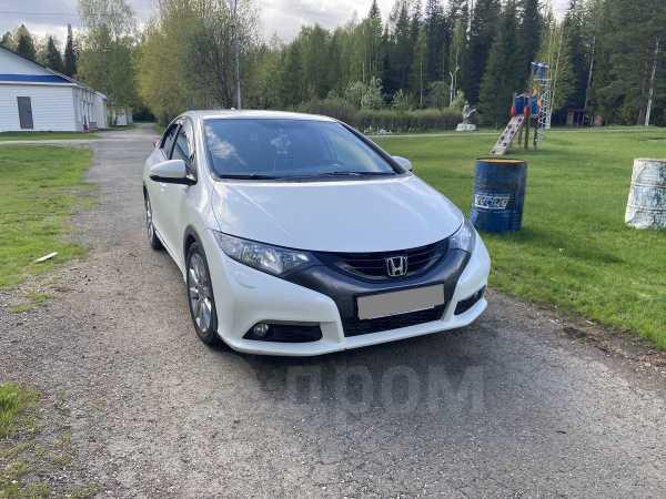 Honda Civic, 2012 год, 710 000 руб.