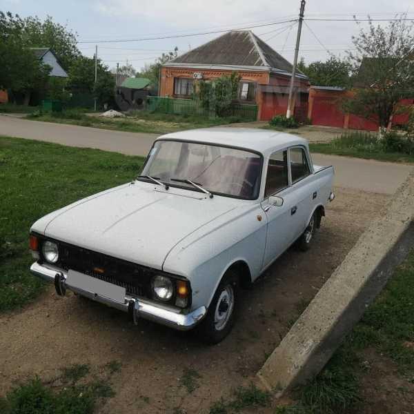 Москвич 412, 1985 год, 45 000 руб.