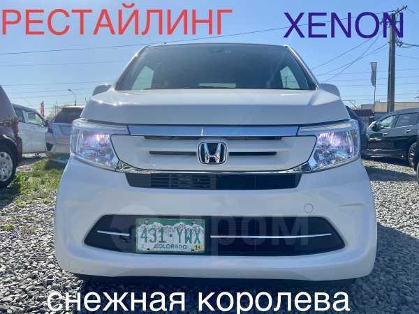 Honda N-WGN, 2016 год, 415 000 руб.