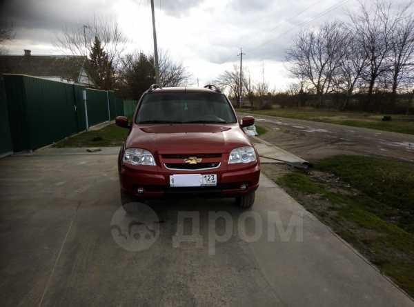 Chevrolet Niva, 2012 год, 320 000 руб.
