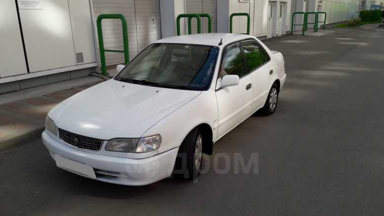Toyota Corolla, 2000 год, 169 000 руб.