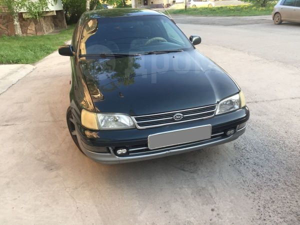 Toyota Carina E, 1998 год, 255 000 руб.